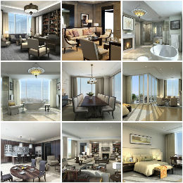 Suite Features at Four Seasons Private Residences; 55 Scollard St & 50 Yorkville Ave